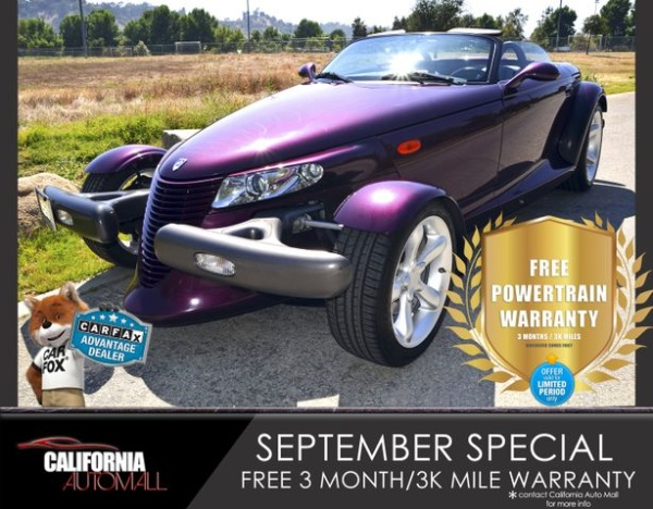 1999 Plymouth Prowler in Los Angeles, CA