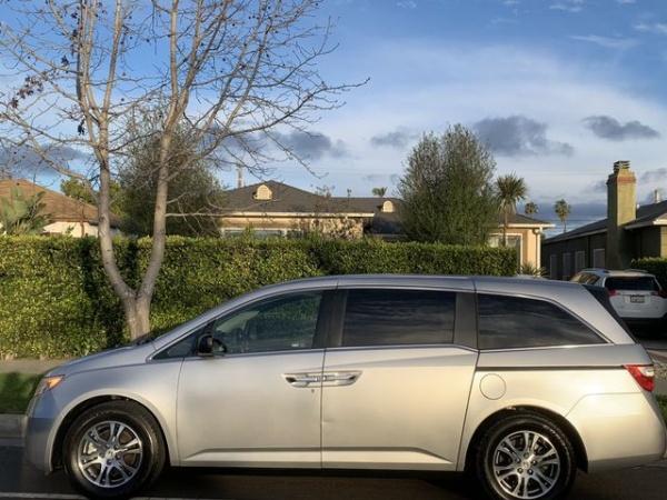 2012 Honda Odyssey in Los Angeles, CA