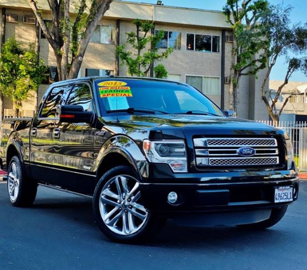 2013 Ford F-150 in North Hollywood, CA