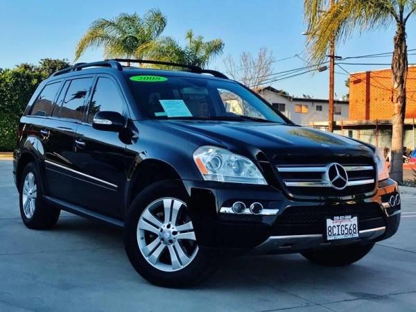2008 Mercedes-Benz GL in North Hollywood, CA