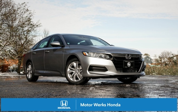 2020 Honda Accord in Barrington, IL