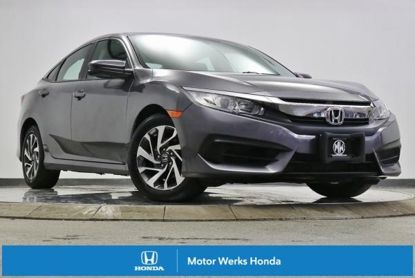 2017 Honda Civic in Barrington, IL