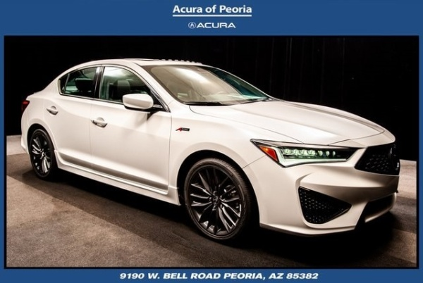 2019 Acura ILX in Peoria, AZ