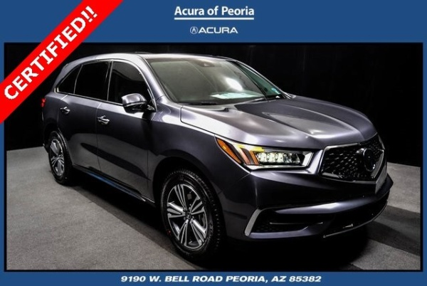 2018 Acura MDX in Peoria, AZ