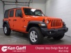 2018 Jeep Wrangler Unlimited Sport S (JL) for Sale in West Valley, UT