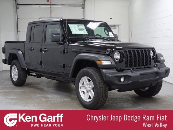 2020 Jeep Gladiator in West Valley, UT