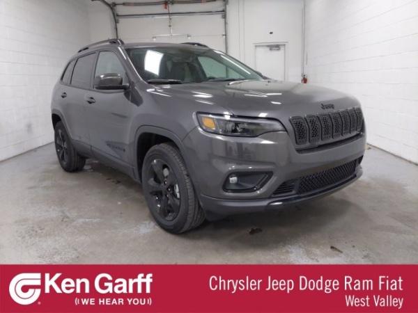 2020 Jeep Cherokee in West Valley, UT