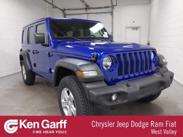 2020 Jeep Wrangler in West Valley, UT