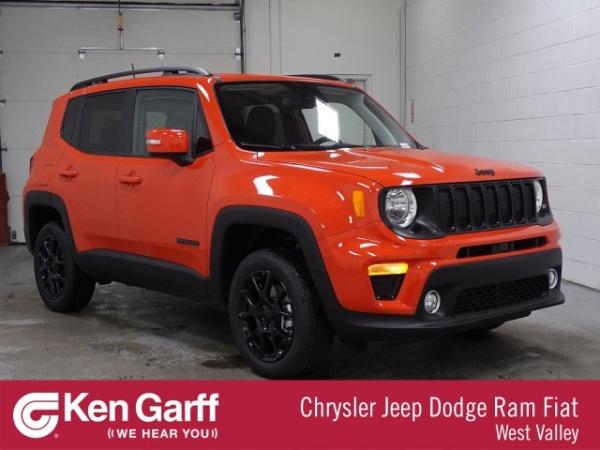 2019 Jeep Renegade in West Valley, UT