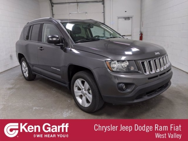 2016 Jeep Compass in West Valley, UT