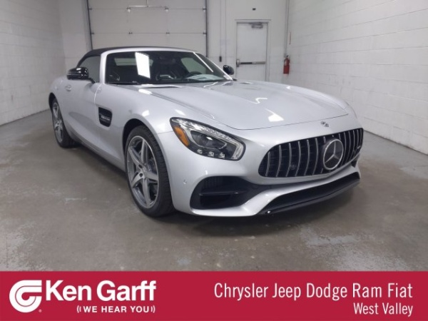 2018 Mercedes-Benz AMG GT in West Valley, UT