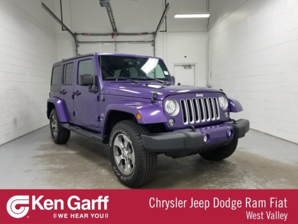 2018 Jeep Wrangler in West Valley, UT