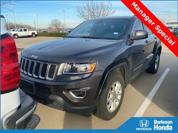 2015 Jeep Grand Cherokee in Burleson, TX