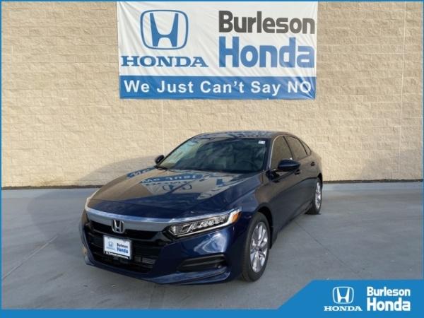 2020 Honda Accord in Burleson, TX