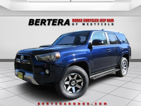 2017 Toyota 4Runner in Westfield, MA