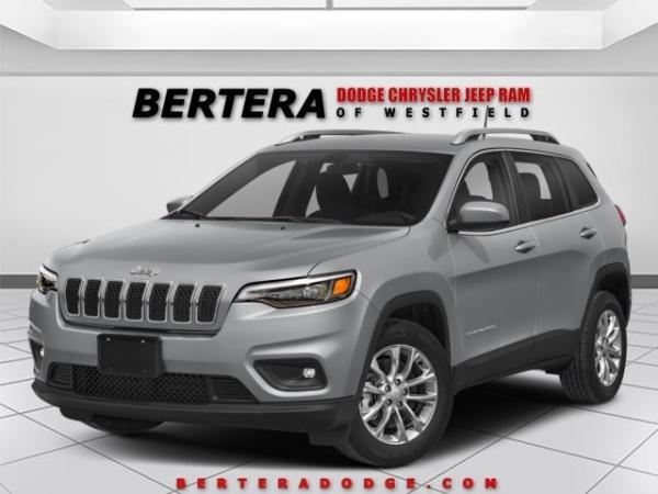 2019 Jeep Cherokee in Westfield, MA