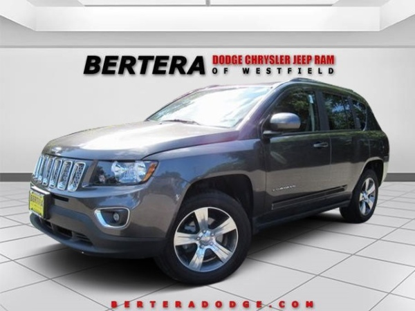 2016 Jeep Compass in Westfield, MA