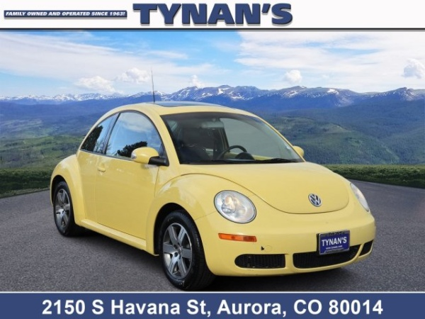 2006 Volkswagen New Beetle in Aurora, CO