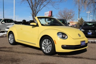 2017 Volkswagen Beetle Tdi Convertible Dsg For In Aurora Co