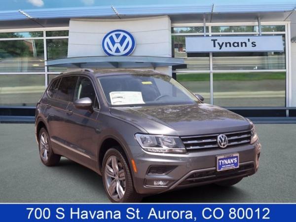 2020 Volkswagen Tiguan in Aurora, CO