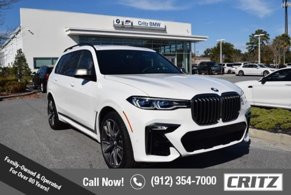 2020 BMW X7 in Savannah, GA