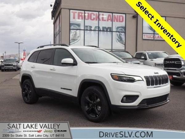 2020 Jeep Cherokee in Salt Lake City, UT