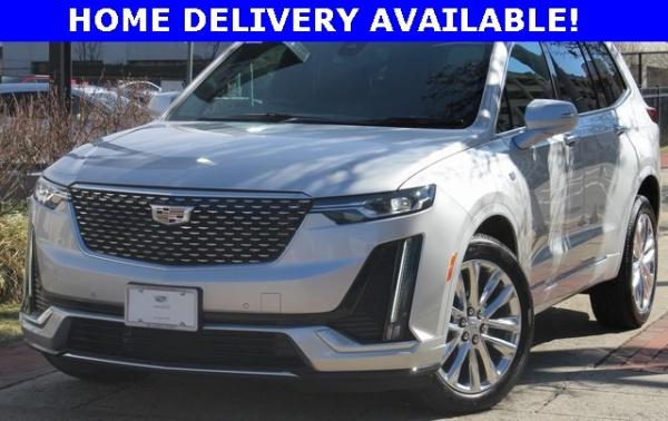 2020 Cadillac XT6 in White Plains, NY