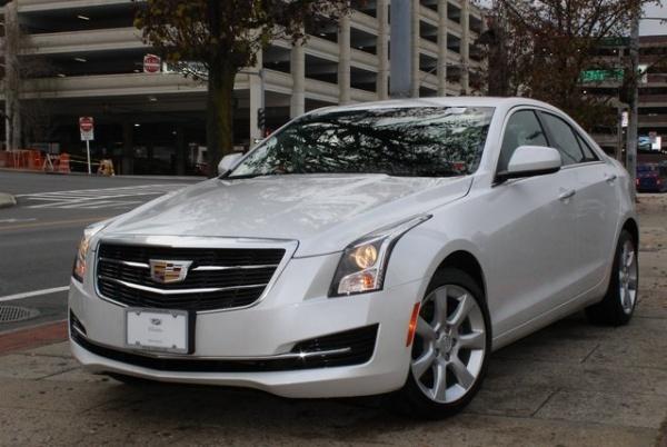 2016 Cadillac ATS in White Plains, NY
