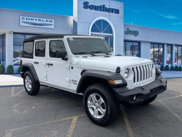 2020 Jeep Wrangler in Chesapeake, VA