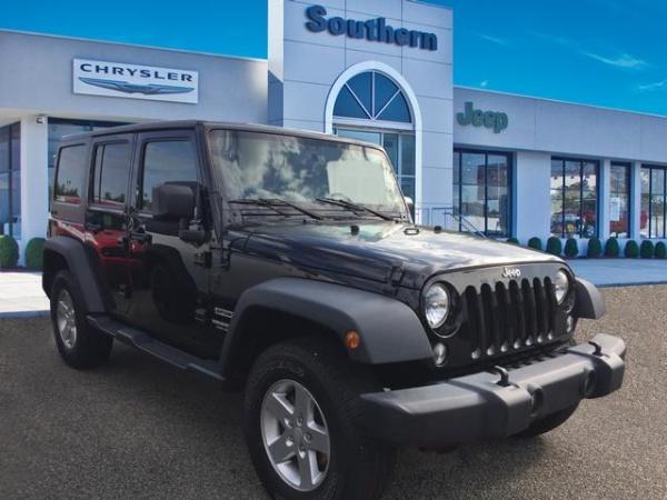 2015 Jeep Wrangler in Chesapeake, VA