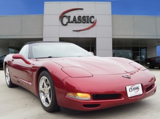 Used Chevrolet Corvettes for Sale in Dallas, TX | TrueCar