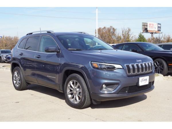 2020 Jeep Cherokee in Denton, TX