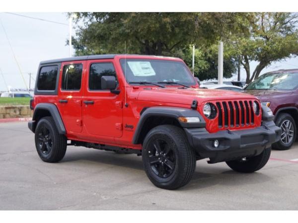 2020 Jeep Wrangler in Denton, TX
