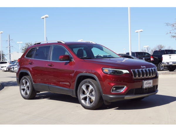 2020 Jeep Cherokee in Denton, TX