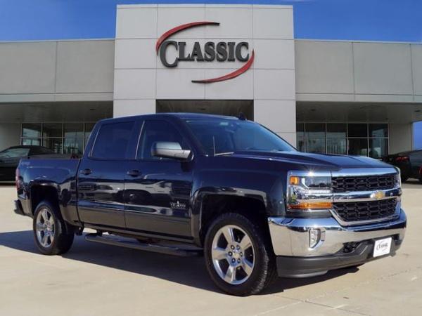 2018 Chevrolet Silverado 1500 in Denton, TX