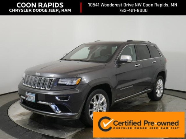 2015 Jeep Grand Cherokee in Coon Rapids, MN
