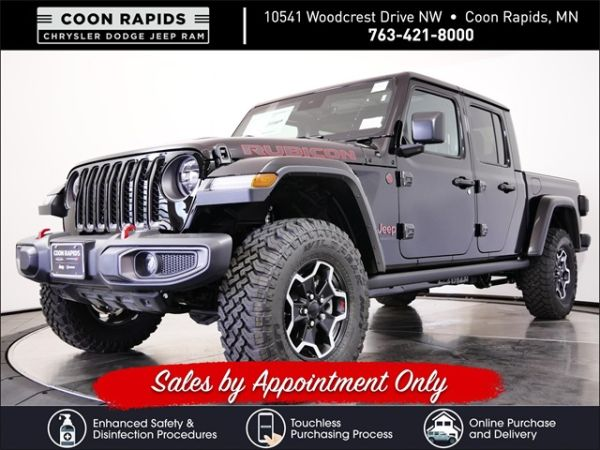 2020 Jeep Gladiator in Coon Rapids, MN