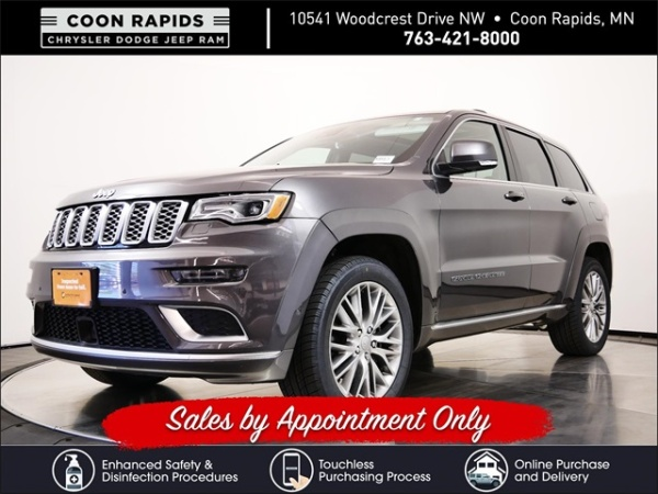 2017 Jeep Grand Cherokee in Coon Rapids, MN