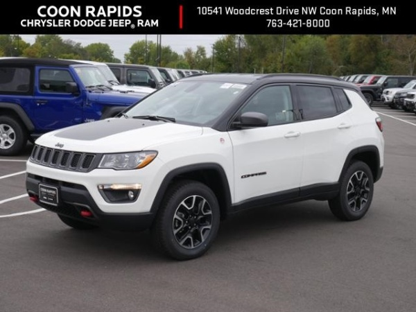2020 Jeep Compass in Coon Rapids, MN