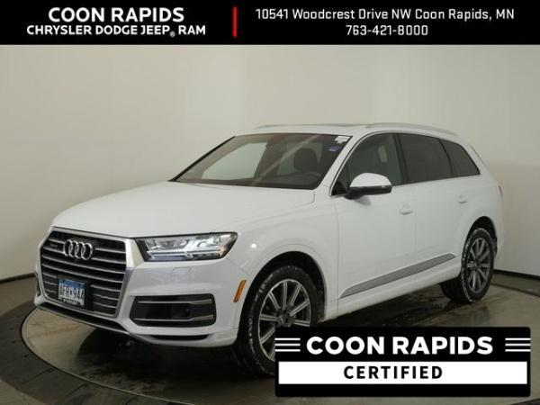 2018 Audi Q7 in Coon Rapids, MN