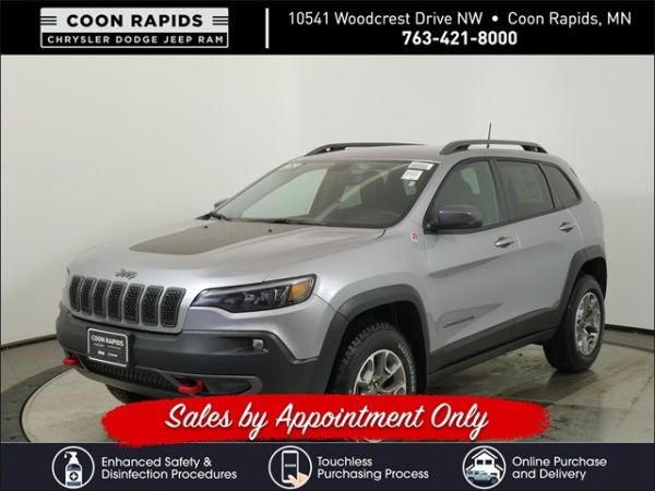 2020 Jeep Cherokee in Coon Rapids, MN