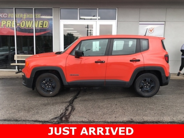 2017 Jeep Renegade in Gladstone, MO