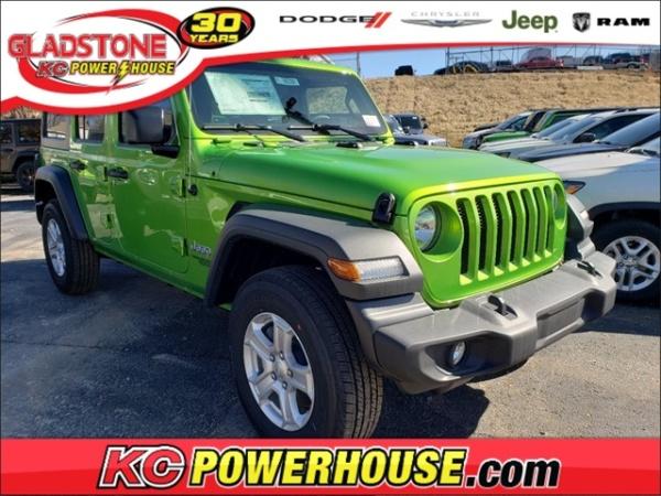 2018 Jeep Wrangler in Gladstone, MO