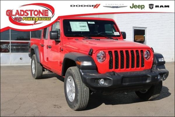 2020 Jeep Gladiator in Gladstone, MO