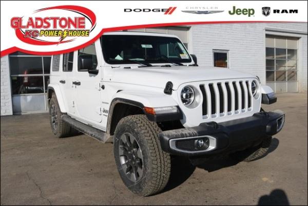 2020 Jeep Wrangler in Gladstone, MO