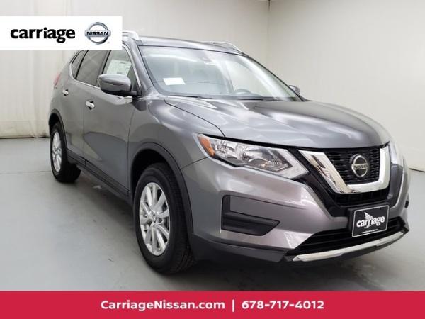 Nissan Gainesville Ga >> 2019 Nissan Rogue Sv Awd For Sale In Gainesville Ga Truecar