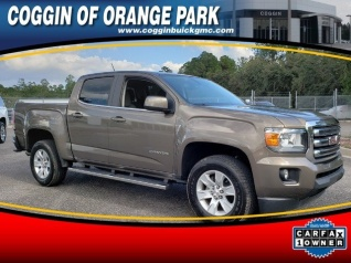 2016 Gmc Canyon Sle Crew Cab Short Box 2wd For In Jacksonville Fl