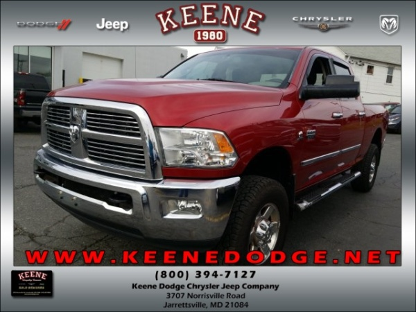2010 Dodge Ram 2500 in Jarrettsville, MD