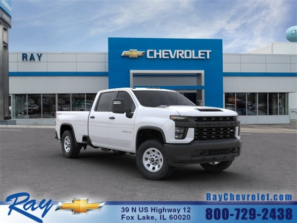 2020 Chevrolet Silverado 2500HD in Fox Lake, IL