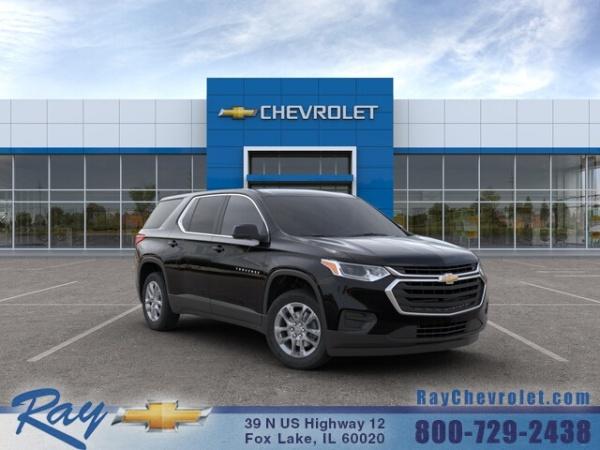2020 Chevrolet Traverse in Fox Lake, IL